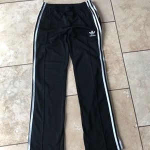 Vintage look adidas track pants size small